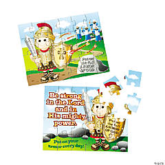 """Armor Of God"" Puzzles"