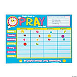 Make-A-Prayer Chart Sticker Scenes