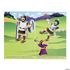 Make-A-David & Goliath Sticker Scenes