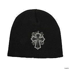 Religious Knit Caps - Tween Boy