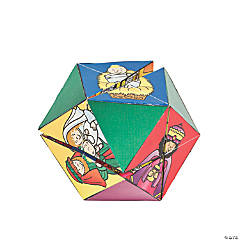 Nativity Scene Mind Puzzles