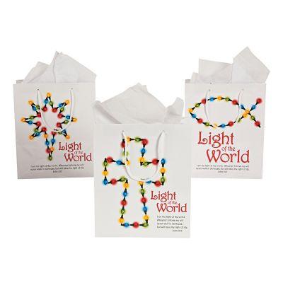 Christian Christmas gift bags