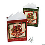 Medium Christmas Bells Gift Bags