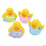 Baptism Rubber Duckies