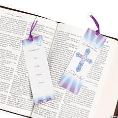 Paper God's Family Celebration Bookmarks