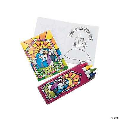 "Mini ""He Lives!"" Activity Sets"