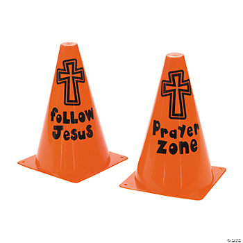 Inspirational Traffic Cones