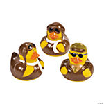 Aviator Rubber Duckies