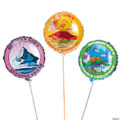 Awesome Adventure Mylar Balloon Set