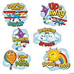 Up & Away Cutouts