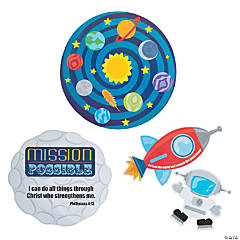 Outer Space VBS Cutouts