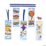 Up & Away Bookmark Sticker Scenes