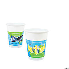 Awesome Adventure Disposable Cups