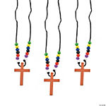 Colors Of Faith Cross Necklaces