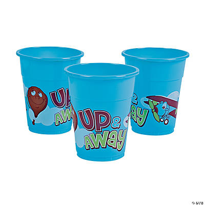 Up & Away Disposable Cups