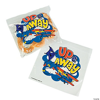 Up & Away Resealable Bags