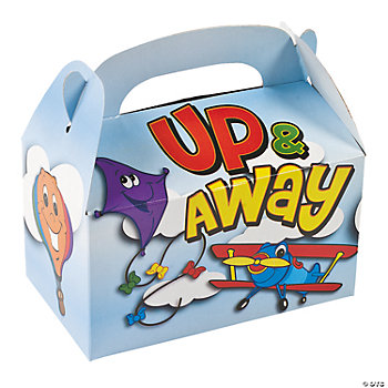Up & Away Treat Boxes