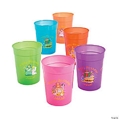 """Happy Birthday Jesus"" Cups"