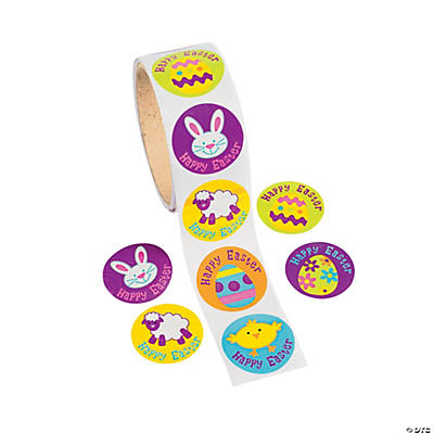 Iconic Easter Stickers