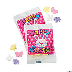 Easter Character Candy Fun Packs