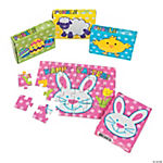 Egg-Cellent Mini Easter Puzzles