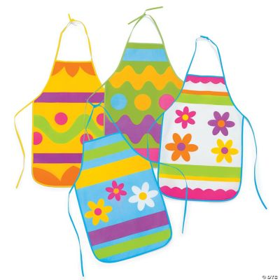 Child's Easter Aprons