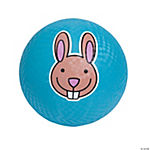 Bunny Playground Ball
