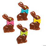 Gummy Chocolate Bunny Characters