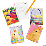 Easter Photo Spiral Notepads