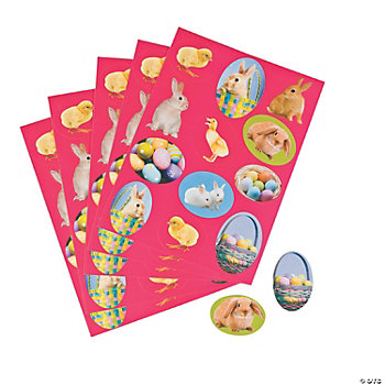Live Photo Easter Sticker Sheets