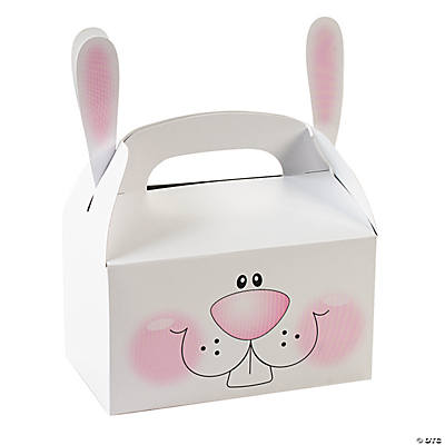 Bunny Treat Boxes with Ears