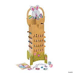 Easter Basket Treats Tower