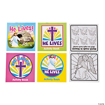 """He Lives!"" Fun & Games Books"