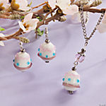Easter Egg Jewelry Set