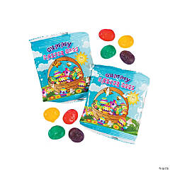 Easter Egg Gummy Fun Packs