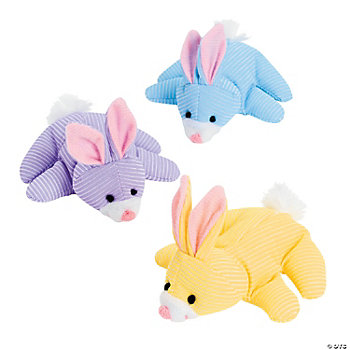 Plush Bean Bag Bunnies