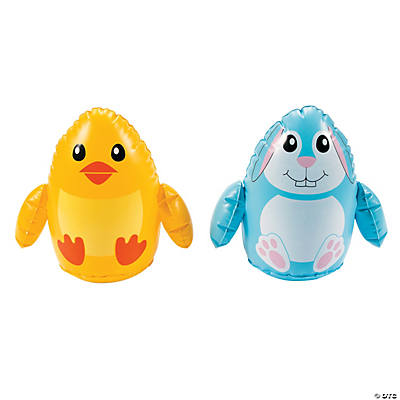 Inflatable Easter Wobblers