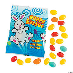Easter Jelly Bean Fun Packs