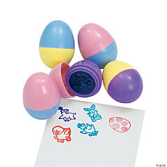 Easter Egg Stampers