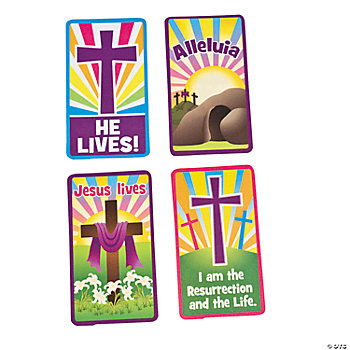 """He Lives!"" Wallet Cards"