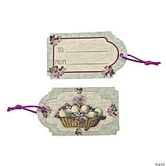 Vintage Easter Gift Tags