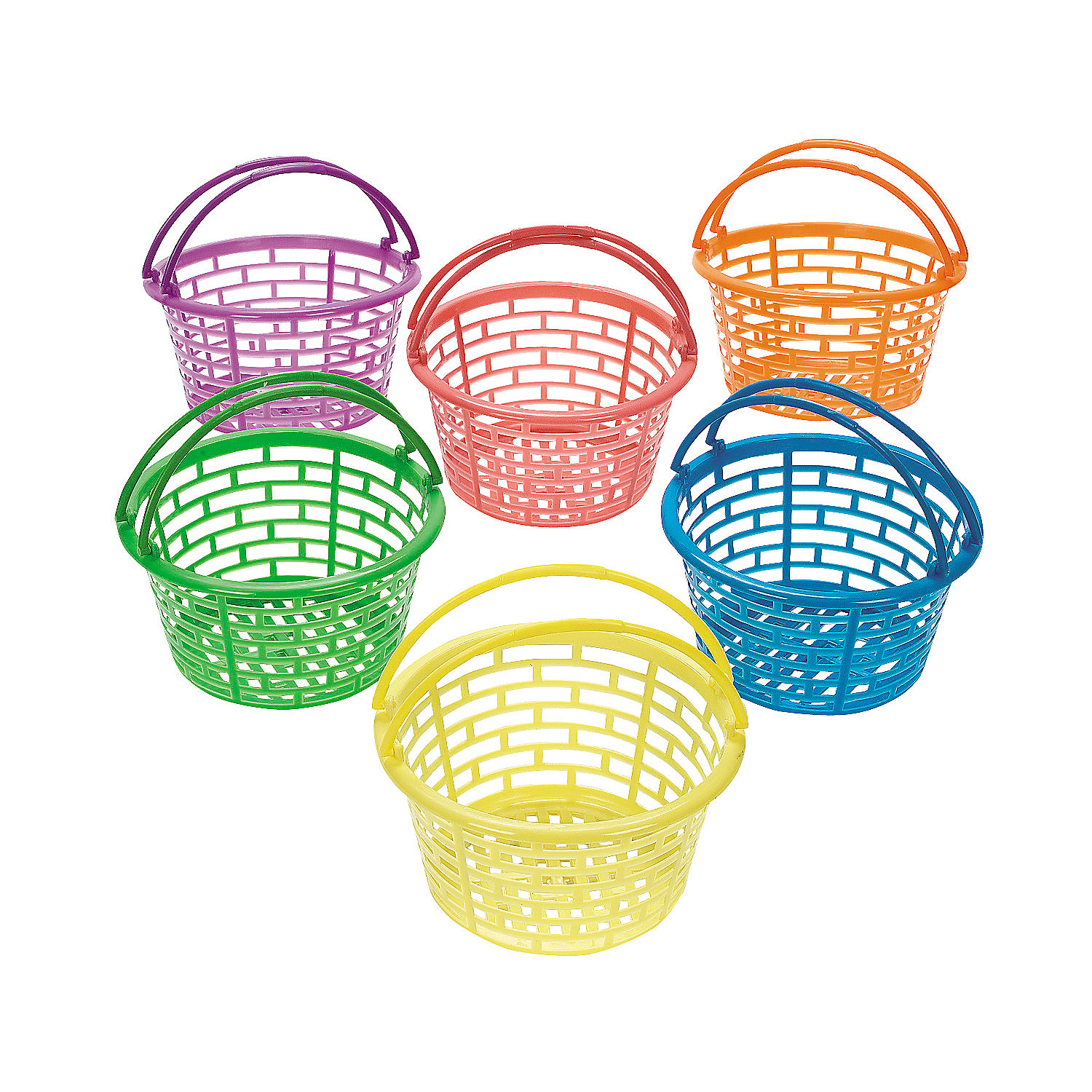 Easter basket ideas for babies first easter farmhouse nook for a quick and simple easter basket use a brightly colored mini basket and create your own theme with rubber ducks like these adorable fairies chicks negle Image collections