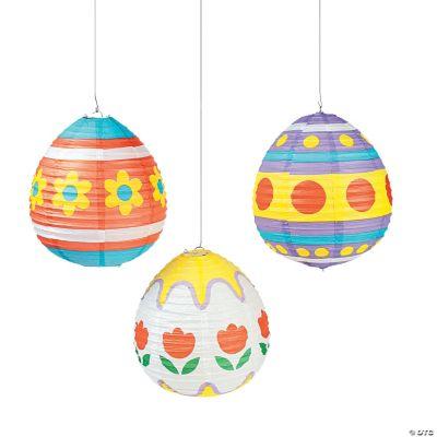 Easter Egg Lanterns
