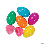 Mini Bright Easter Eggs
