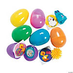 Toy-Filled Eggs