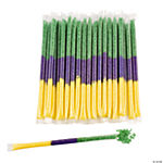 Easter Large Candy-Filled Straws