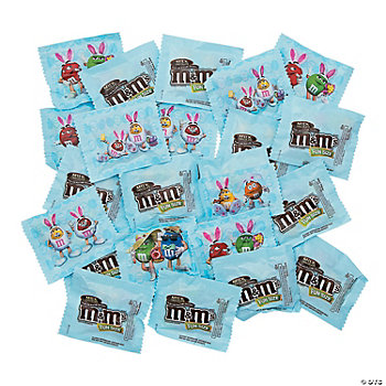 Easter M&M's® Milk Chocolate Fun Size Treat Packs