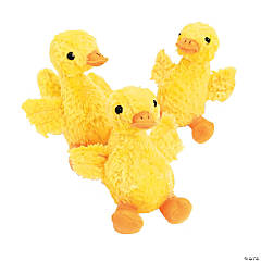 Plush Easter Ducklings