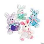 Plush Easter Rabbits