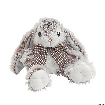 Plush Big Foot Rabbit